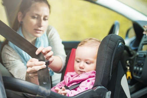 95 percent of new parents install car seats incorrectly