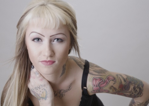 Why do college-aged women get tattoos?