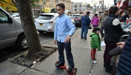 Are hoverboards high-tech fun or an accident waiting to happen?