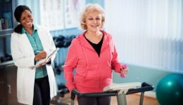 A day in the life of a cardiac rehab team