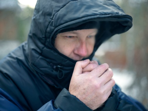 Can cold weather harm your heart?
