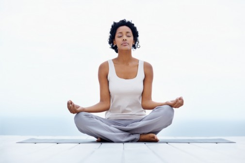 Meditation and exercise can help to fight depression
