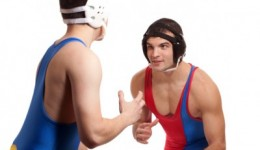 Wrestlers at high risk for skin infections, study finds