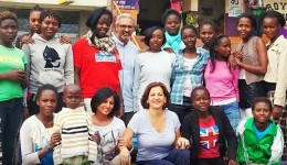 Empowering women to learn CPR in Africa