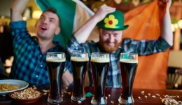 Enjoy a pint, but avoid binge drinking on St. Patrick's Day