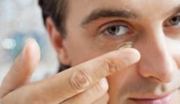 Your contact lenses may be harming your eyes