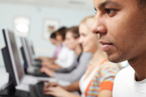 Display screens may be damaging your vision