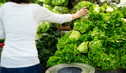 Leafy green vegetables fuel good digestive health