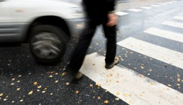Pedestrian deaths from car crashes surge 10 percent