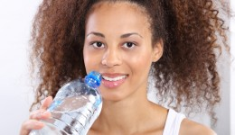 Drink more water to cut calorie consumption