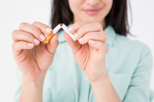 Smoking around your child could affect their health forever