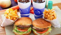 Eating fast food = Ingesting harmful chemicals?