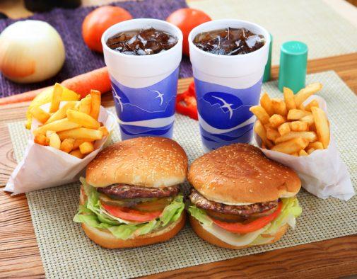 Eating fast food = Ingesting harmful chemicals?