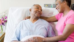 Men more likely to get colonoscopy if happily married