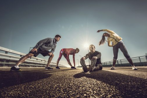 What happens to your body when you exercise?