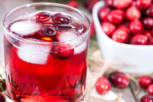 Health benefits of drinking cranberry juice