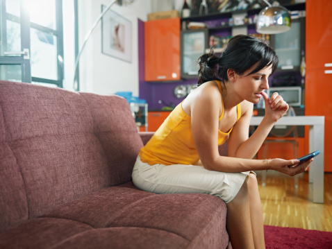 Is your cell phone becoming a security blanket?