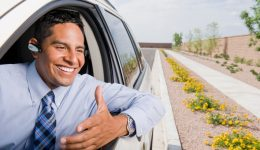 Is talking hands-free while driving safe?