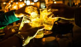 One binge drinking session could cause permanent harm