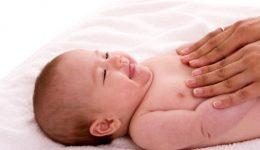 Babies like massages, too