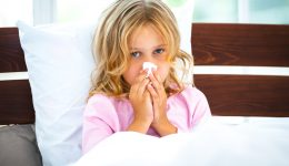 Ask a Doc: Can my child catch a cold from being cold?