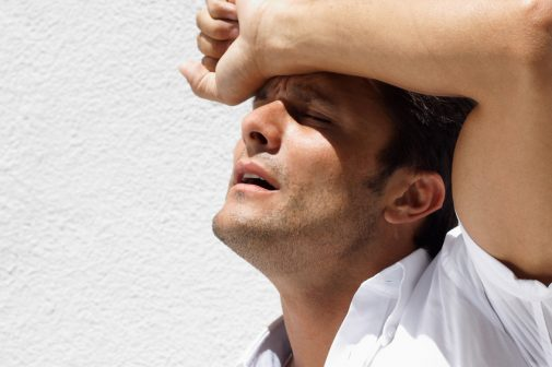 Some widely used medications may put you at risk for heat stroke