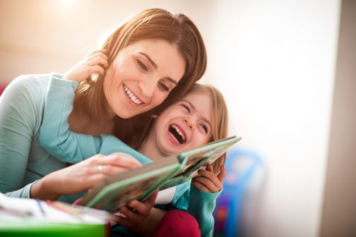 Is a noisy home limiting your child's vocabulary?