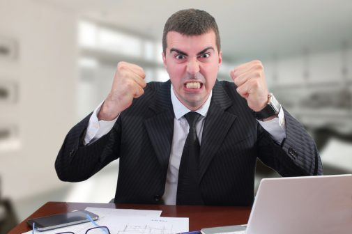 Managing anger in healthy ways