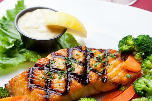 Eating oily fish may boost colon cancer survival