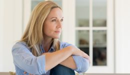 Just because you're nearing menopause doesn't mean you can't get pregnant
