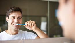 What's living on your toothbrush?