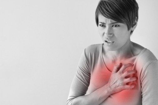 4 heart attack warning signs for young women