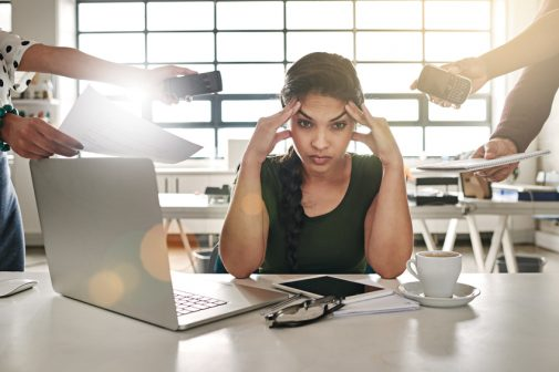 Are your work habits connected to other troubling behaviors?