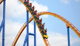 Are you too old for roller coasters?