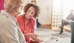 Genetic testing helps patients determine their level of risk