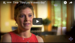"""""""Find joy in every day"""""""