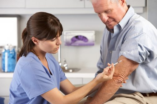 Flu shot has added benefits for diabetics