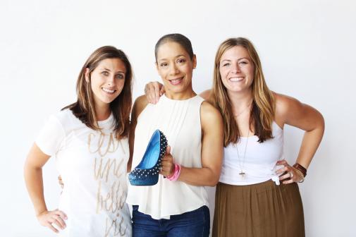 Helping women kick cancer's butt