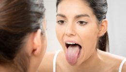 How the color of your tongue could indicate a health issue