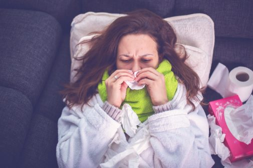 How to avoid getting sick this winter