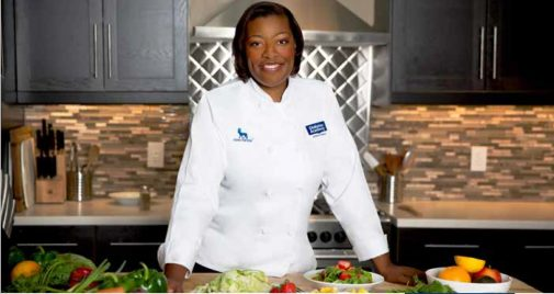 Top Chef committed to creating healthy options