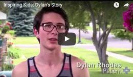 Inspiring kids: Dylan's story