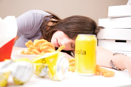 Not getting enough sleep? This is how many extra calories you may be eating