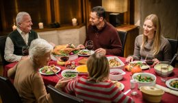 Tips to survive Thanksgiving with your family
