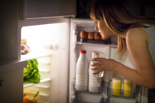 Did you know what you eat affects how you sleep?