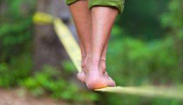 5 ways to improve your balance
