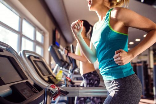 Did you know a cup of coffee may improve your workout?