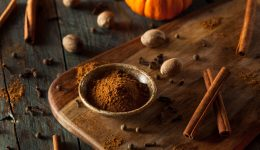 Does pumpkin spice have health benefits?