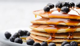 Maple syrup and blueberries to prevent Alzheimer's?