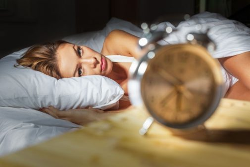 Can't sleep? You should focus on these 5 things